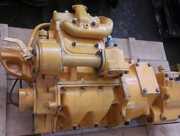 Пусковой двигатель 17-23СП (полный комплект, ремонт)