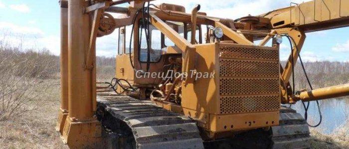 Т-170 т-130 б-10 трактора