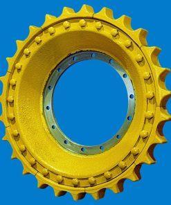 Колесо сегментное 50-19-182СП